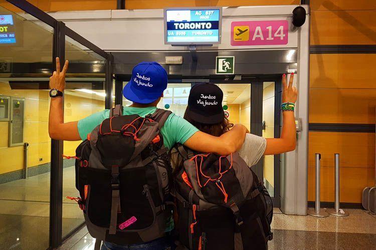Mochilas de 40 litros para viajar ligero y sin facturar, es otra de las formas de irse de vacaciones de manera económica