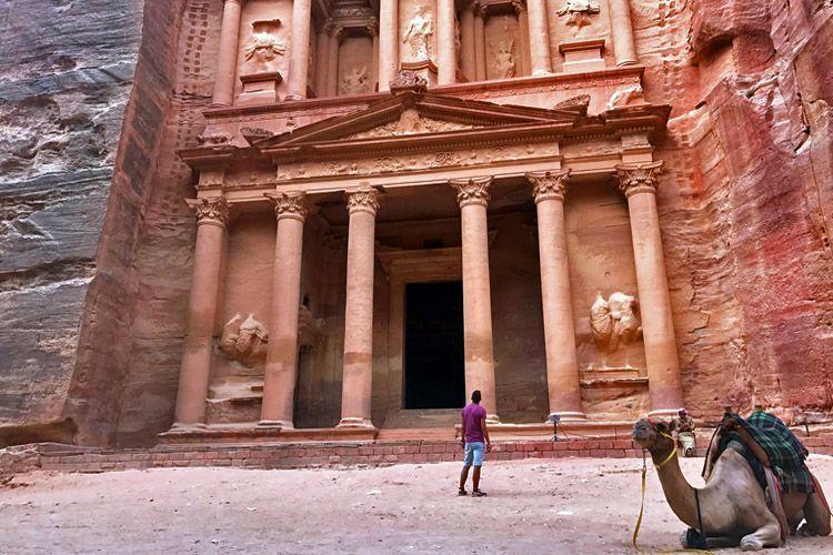 Viaje a Jordania por libre en 8 días