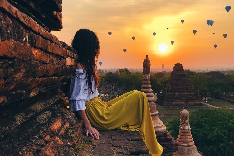 Viaje a Myanmar por libre en 11 días