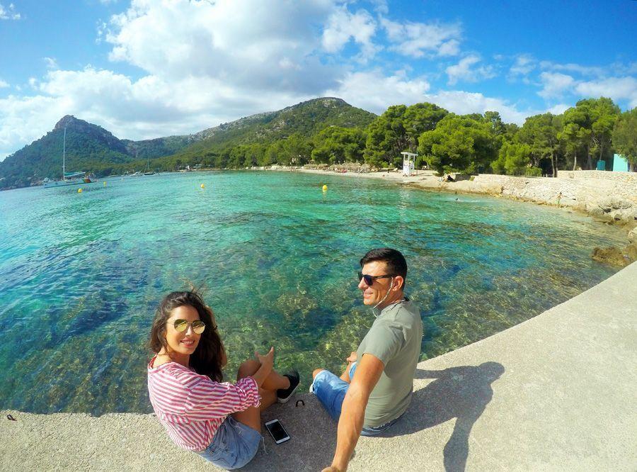 Playa de Formentor forma parte de las 20 mejores playas y calas de Mallorca
