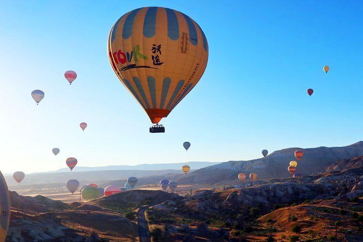 Viaje a Turquía por libre en 8 días