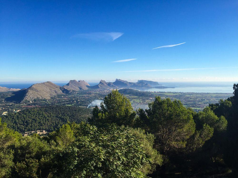 Vistas desde el Puig del Calvari