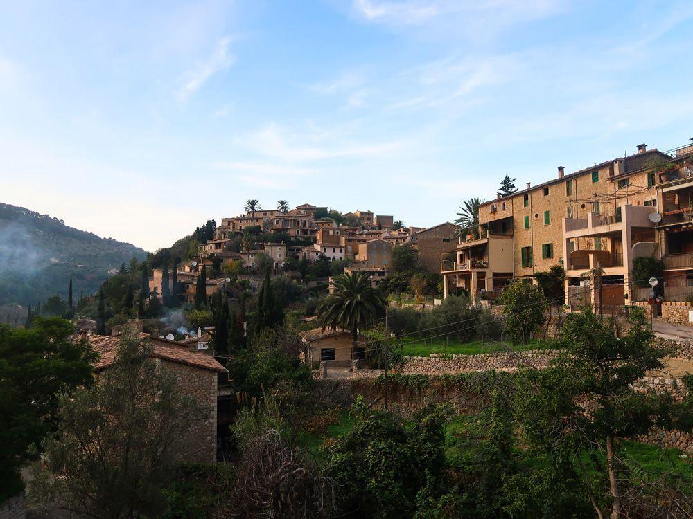Deià es uno de los pueblos más bonitos de Mallorca