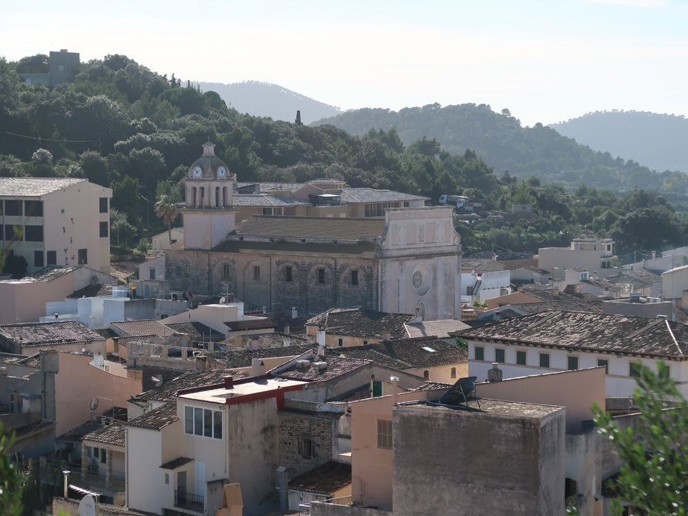 Parroquia de San Bartolome en Capdepera