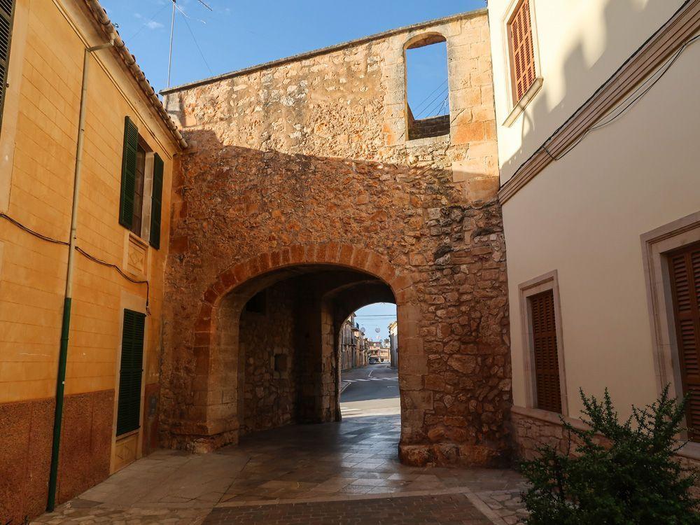 Santanyi es uno de los pueblos más bonitos de Mallorca