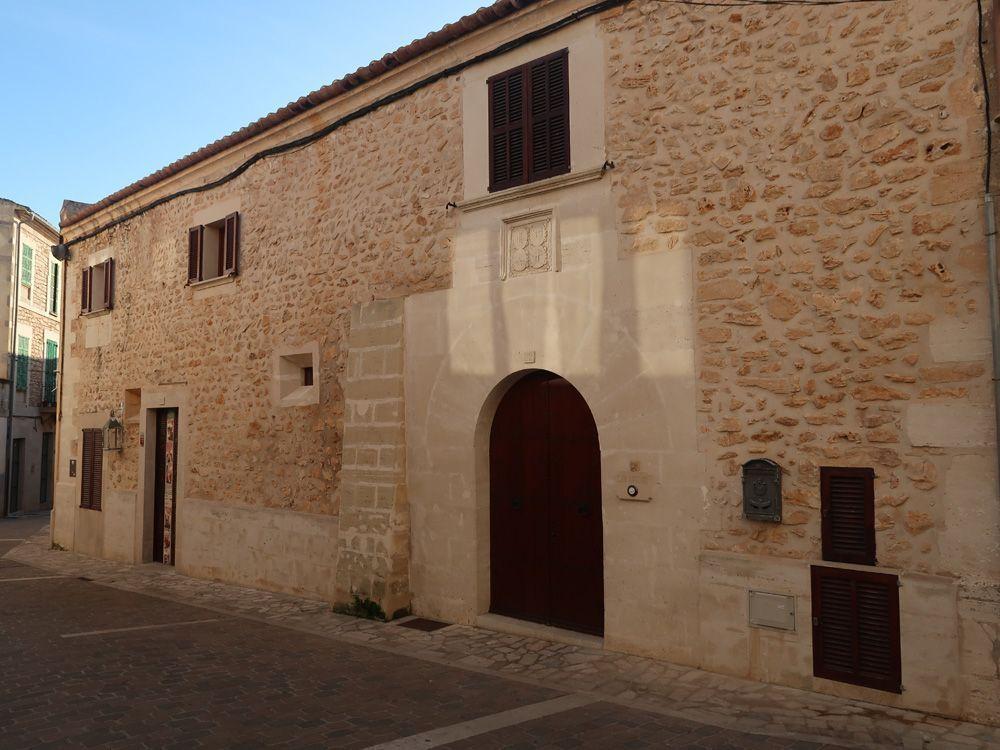 Casa de piedra en Santanyi