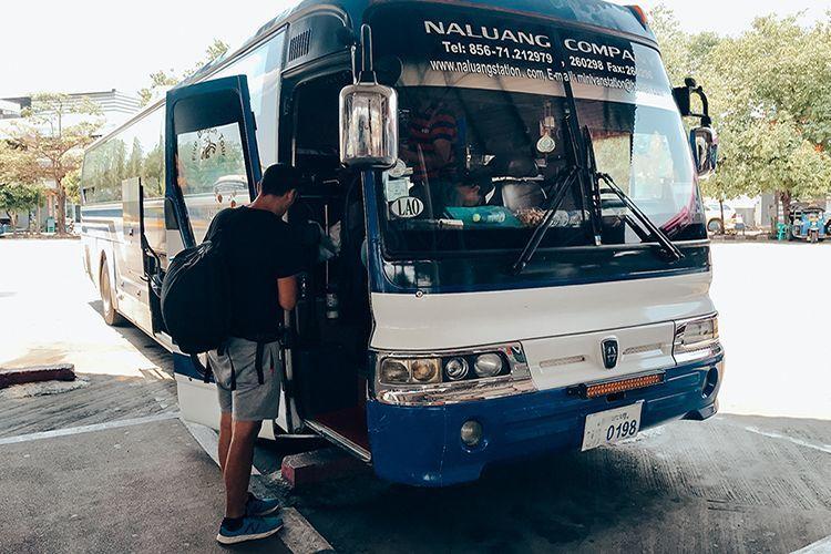 Cómo llegar a Luang Prabang desde Chiang Rai