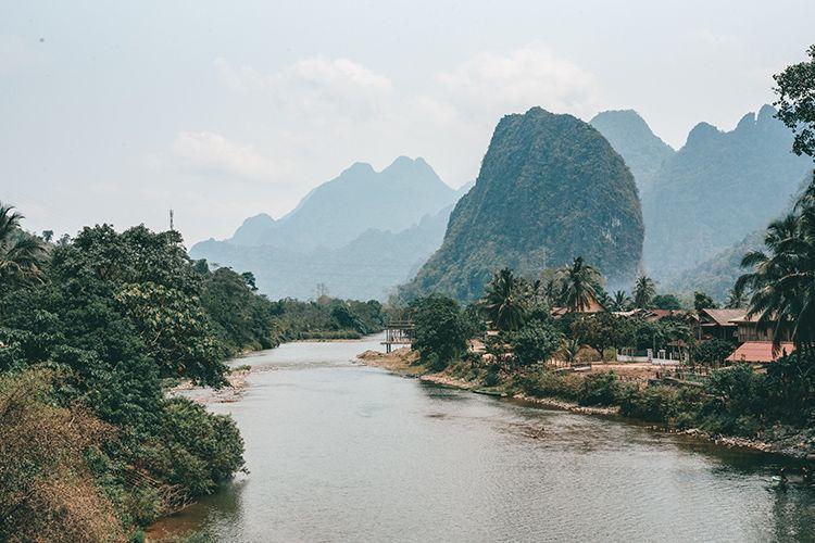 Qué ver y hacer en Vang Vieng