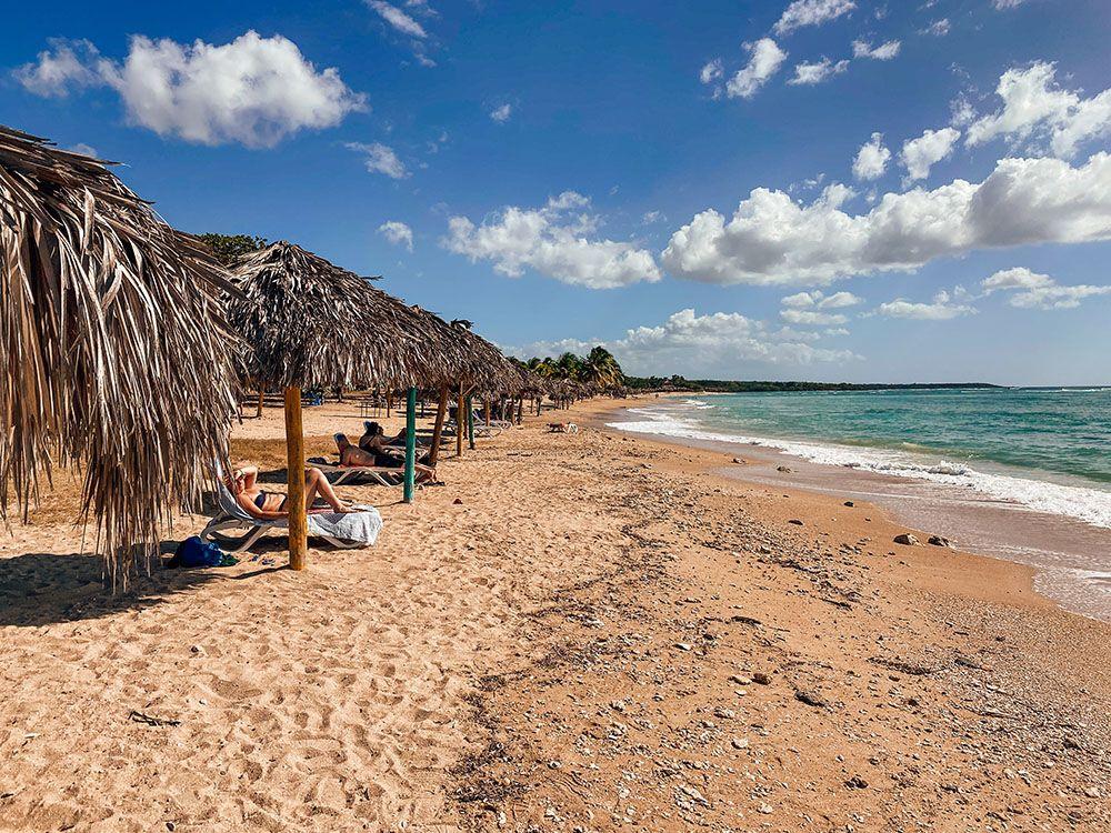Playa de Cienfuegos, Rancho Luna
