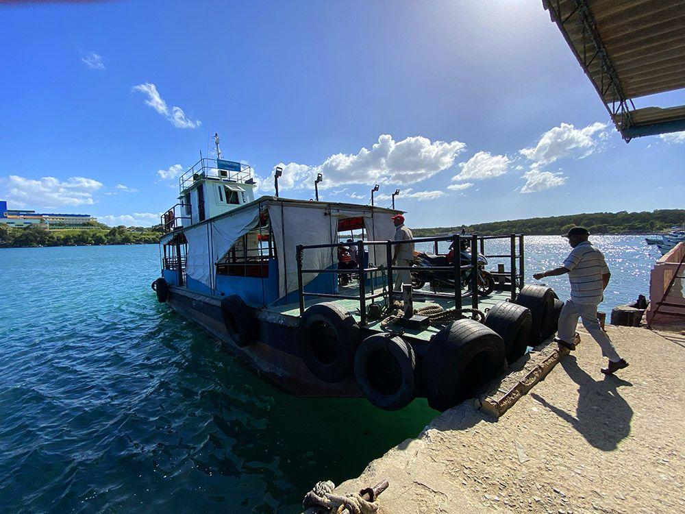 Ferry de Cienfuegos
