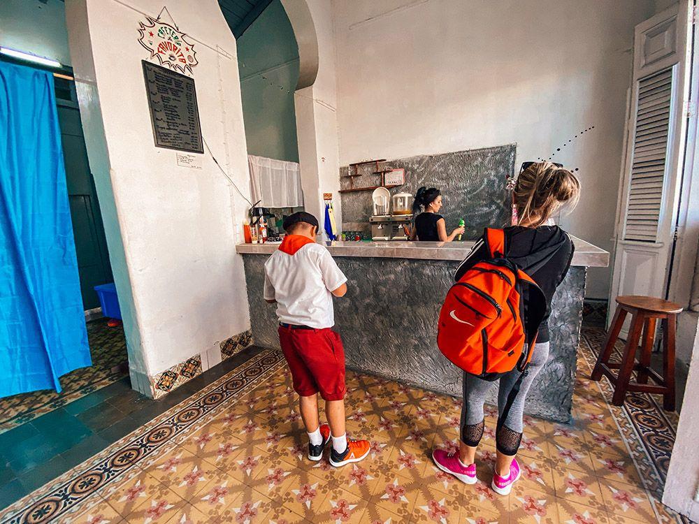 Restaurante económico en Cienfuegos