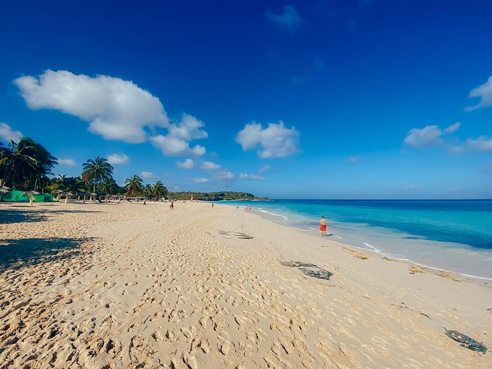 Playa Esmeralda es la mejor playa de Guardalavaca