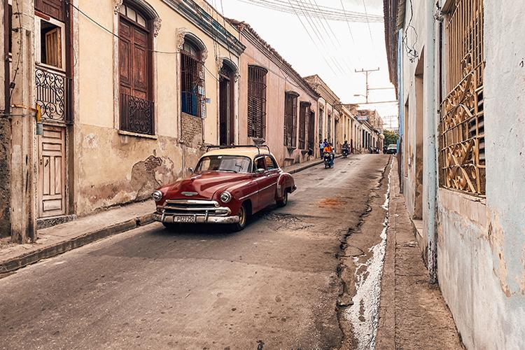 Alrededores de la ciudad De Santiago de Cuba