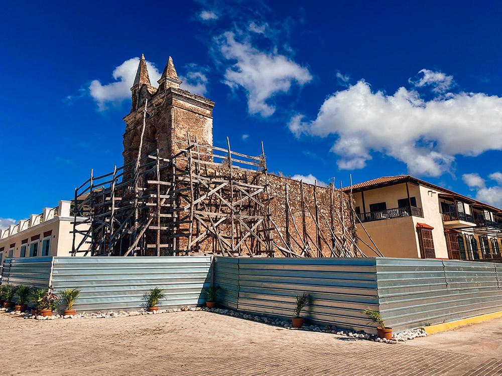 Imagen de la Ermita de Nuestra Señora de la Candelaria de la Popa