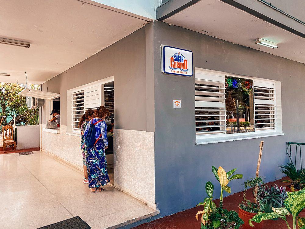Sabor Cubano, uno de los mejores restaurantes donde comer en Varadero