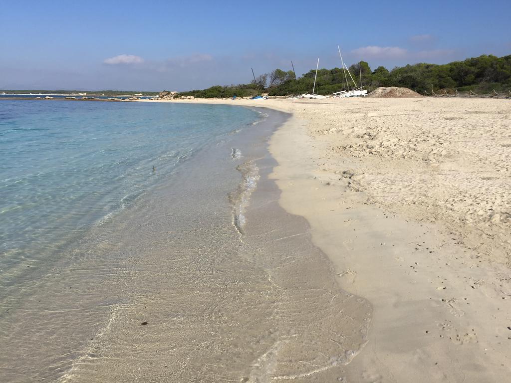 La Colonia de Sant Jordi es una de las playas donde alojarse en Mallorca