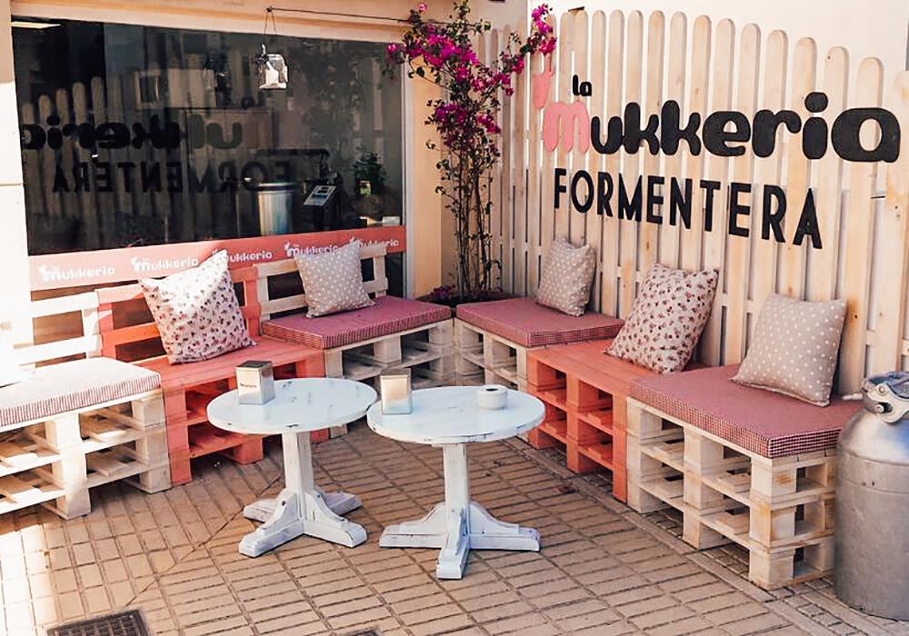 La heladería más famosa de Formentera