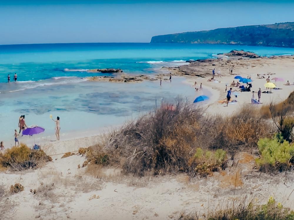 Ses Platgetes, zona con diferentes playas de arena
