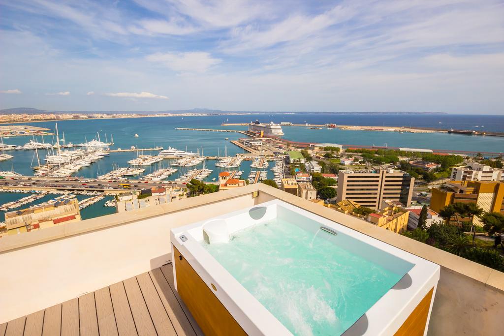Hotel en Palma, una de las zonas donde alojarse en Mallorca