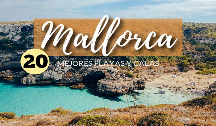 Portada del artículo de las 20 mejores playas y calas de Mallorca