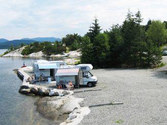 Portada del artículo Viaje de Camping, Lugares y Recomendaciones