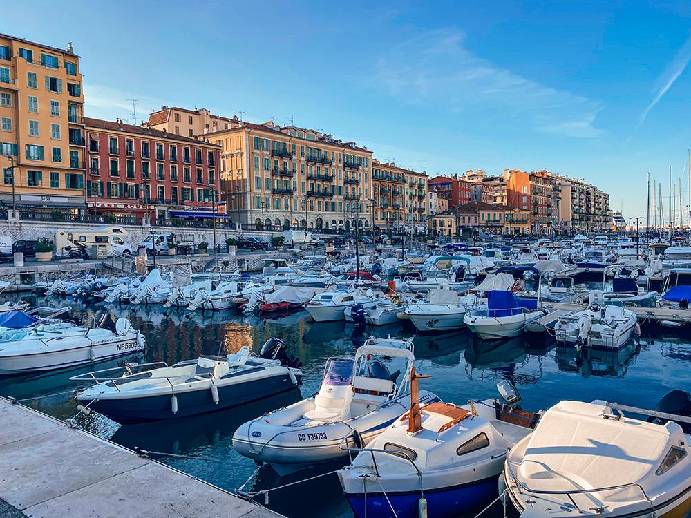 Un paseo imprescindible en Niza