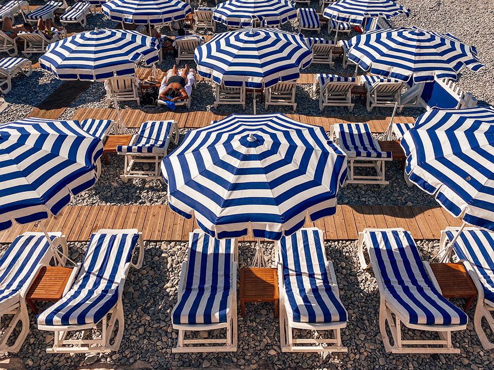 La playa de Niza es uno de los imprescindibles que ver y hacer en Niza