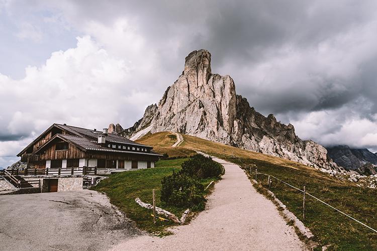 Passo Giau, un imprescindible en cualquier ruta de viaje a Dolomitas