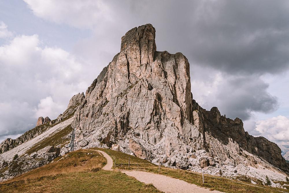 El Passo Giau es un imprescindible que ver en Dolomitas