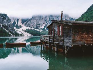 Portada de la ruta de viaje a Dolomitas, itinerario de 5 días.