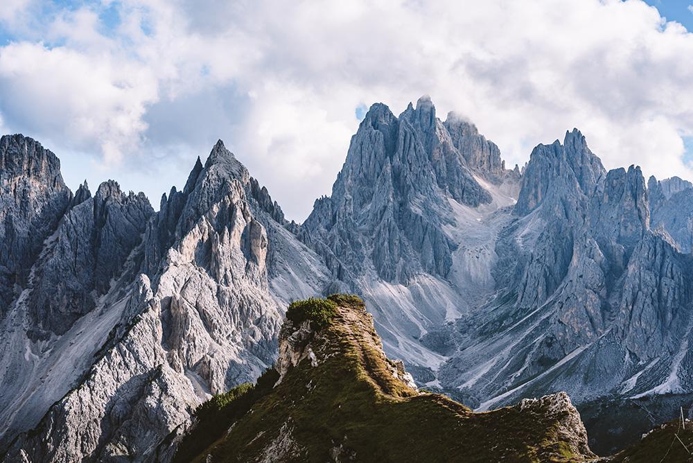 Otro de los lugares impresionantes de Dolomitas
