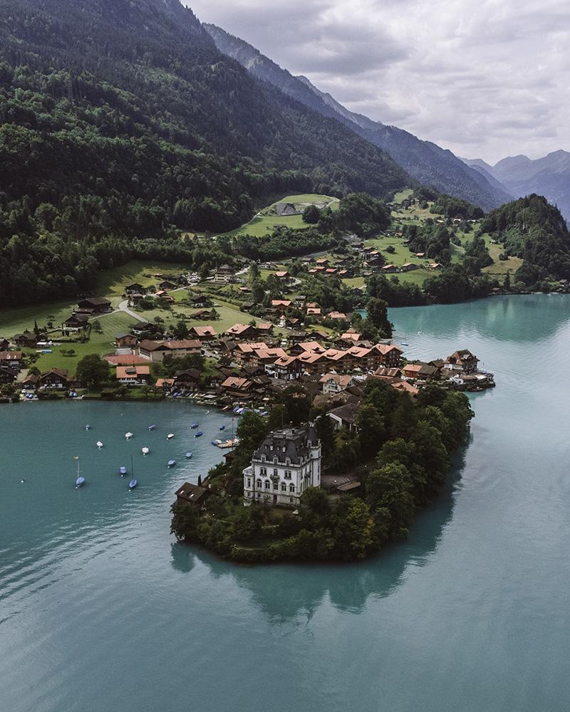 Iselwald es otro de los imprescindibles que visitar en Suiza