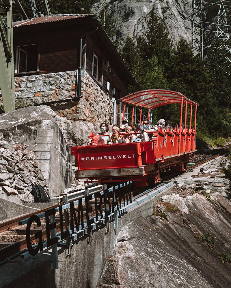 Otro de los lugares imprescindibles que visitar en Suiza